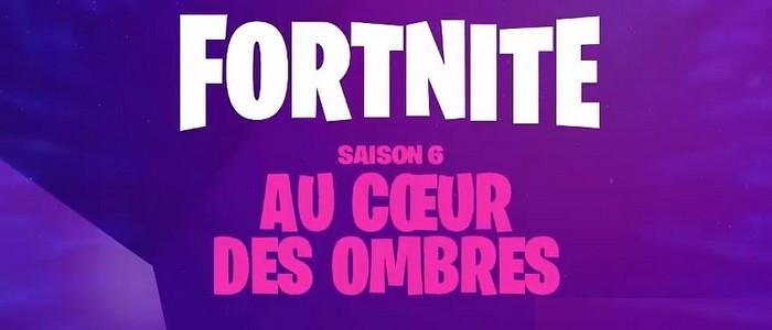 Fortnite La Saison 6 Est Disponible Sur Nintendo Switch Switch