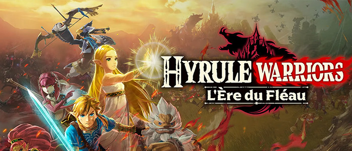 Hyrule Warriors L Ere Du Fleau Annonce Sur Nintendo Switch Nintendo Switch Nintendo Master