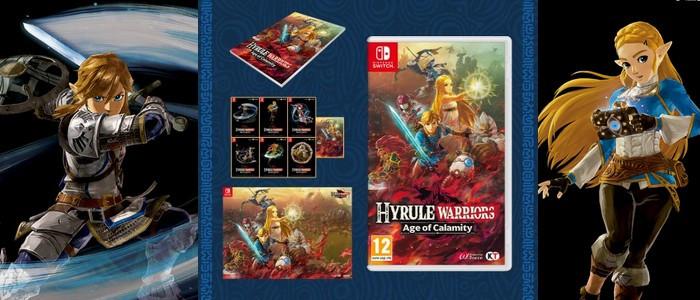 Hyrule Warriors L Ere Du Fleau Decouvrez Les Bonus De Precommande Du Jeu Au Royaume Uni Sur Le Store Officiel De Nintendo Nintendo Switch Nintendo Master