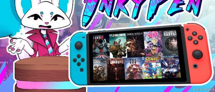 """Résultat de recherche d'images pour """"Inky Pen Nintendo Switch"""""""
