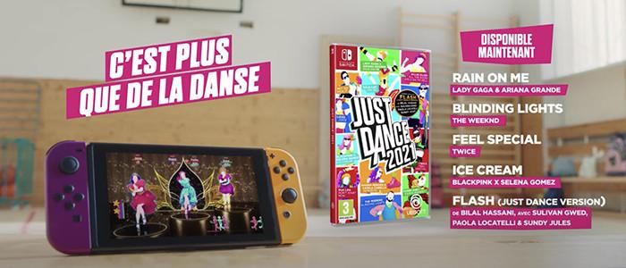 Just Dance 2021 - Ouverture de la piste de danse en direct ...