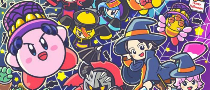 Kirby se met sur son 31 pour Halloween