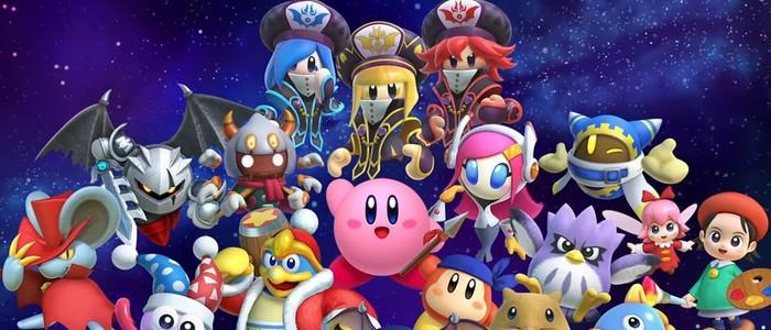 Kirby Star Allies Détails Date De Sortie Et Trailer De La