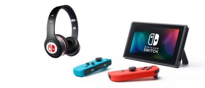 La Nintendo Switch est compatible avec les