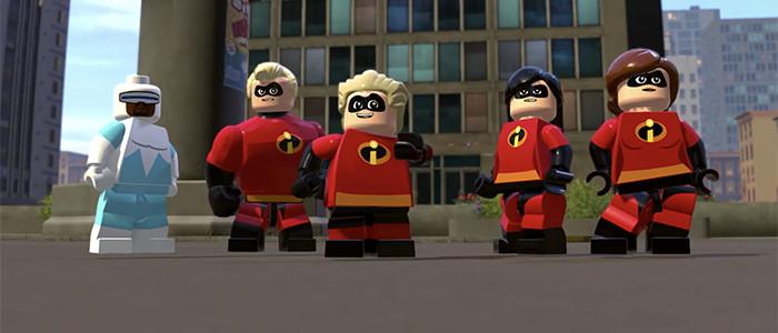 Lego Les Indestructibles Decouvrez Le Trailer De Lancement