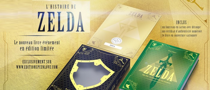 L Histoire De Zelda Vol 1 La Legend Racontee Par Oscar