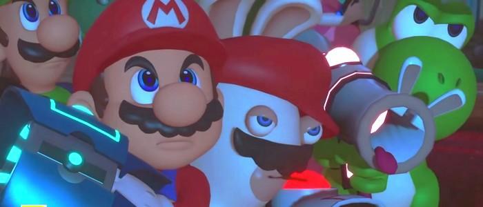 Mario The Lapins Crétins Kingdom Battle Découvrez Le Fantôme
