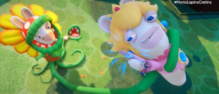 Mario The Lapins Crétins Kingdom Battle Enfin Officialisé Par