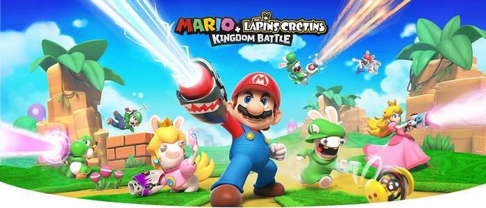 Mario The Lapins Crétins Toutes Les Informations Et Images