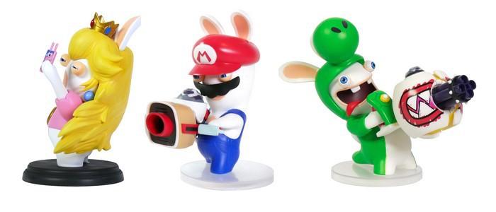 Mario The Lapins Crétins Un Coup D œil Sur Le Figurines Lapins