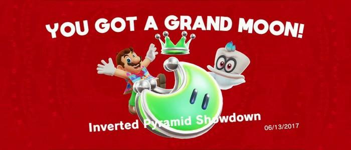 Mario Voit Des Lunes Partout Dans Super Mario Odyssey Nintendo