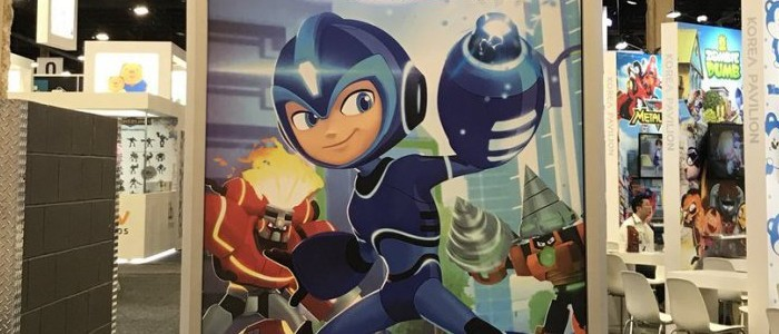 Mega Man Fully Charged La Nouvelle Serie Animee De Cartoon Network