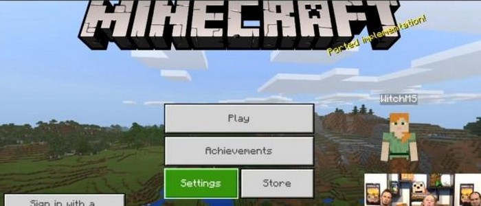 Minecraft Bedrock Edition En Approche Sur Nintendo Switch Switch