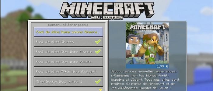 Minecraft Spielen Deutsch Skins Para Minecraft Wii U Bild - Skins para minecraft wii u