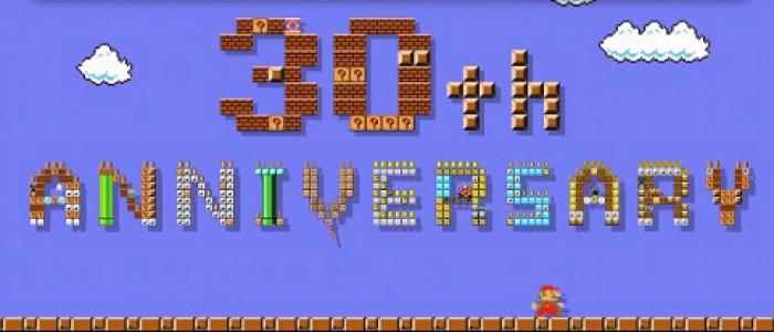 Nintendo Fete Les 30 Ans De Mario Avec Un Historique Des Jeux De La Franchise Divers Nintendo Master