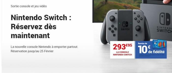 Nintendo, Switch, França