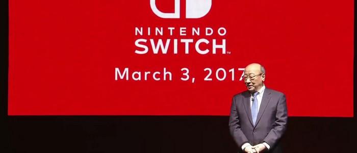 tatsumi kimishima souhaite d sormais vendre 20 millions de nintendo switch avant avril 2018. Black Bedroom Furniture Sets. Home Design Ideas