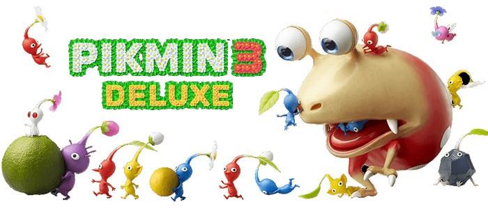 Pikmin 3 Deluxe : nouvelles images et vidéos de gameplay - Nintendo Switch  - Nintendo-Master