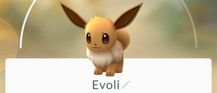 Pok mon go des bonus quotidiens et un nouvel uf pour - Famille evoli pokemon ...