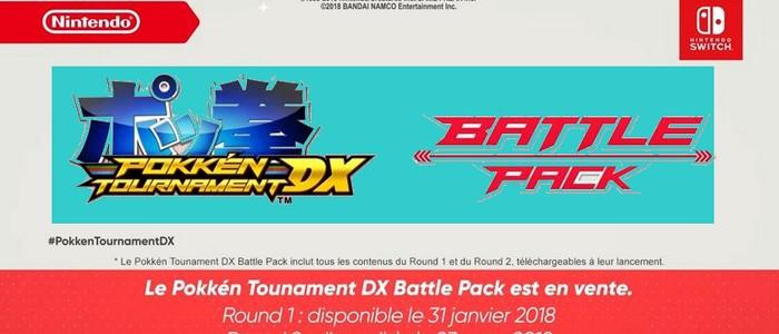Pokken Tournament Dx De Nouveaux Combattants Pokemon Arrivent En