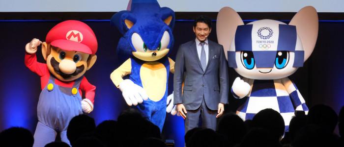 Sega Annonce Mario Sonic Aux Jeux Olympiques De Tokyo 2020