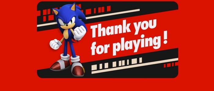 Sonic forces un coup d il sur la d mo qui durait une minute switch nintendo master - Oeil qui gonfle d un coup ...