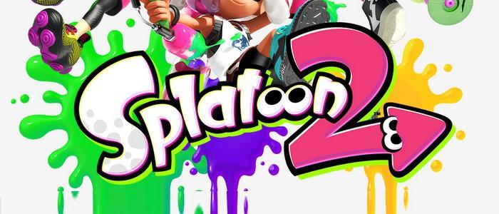 Dessin A Colorier Splatoon 2