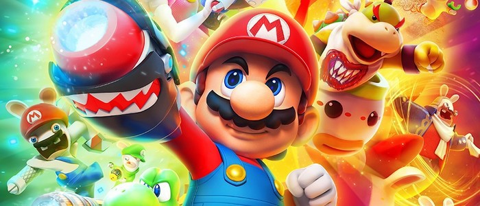 Test Mario The Lapins Crétins Kingdom Battle Switch