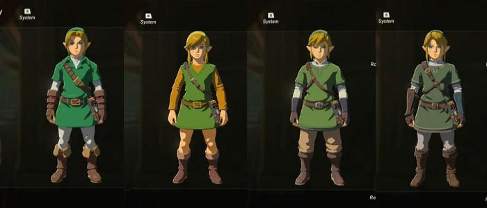 The Legend of Zelda : Breath of The Wild : un coup d'œil