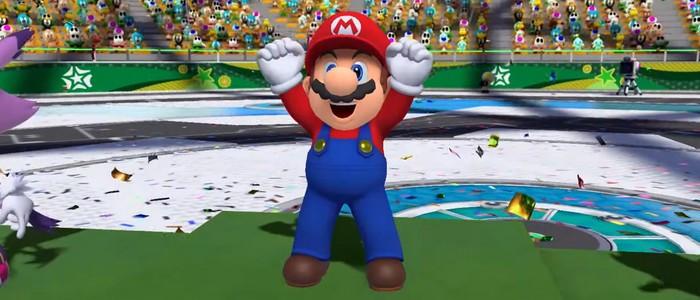 Trois Nouvelles épreuves Rêves Dévoilées Dans Mario Sonic
