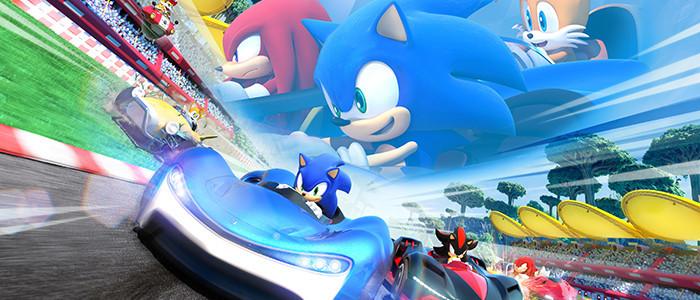 Team Sonic Racing fait le plein d'infos - Nintendo Switch ...