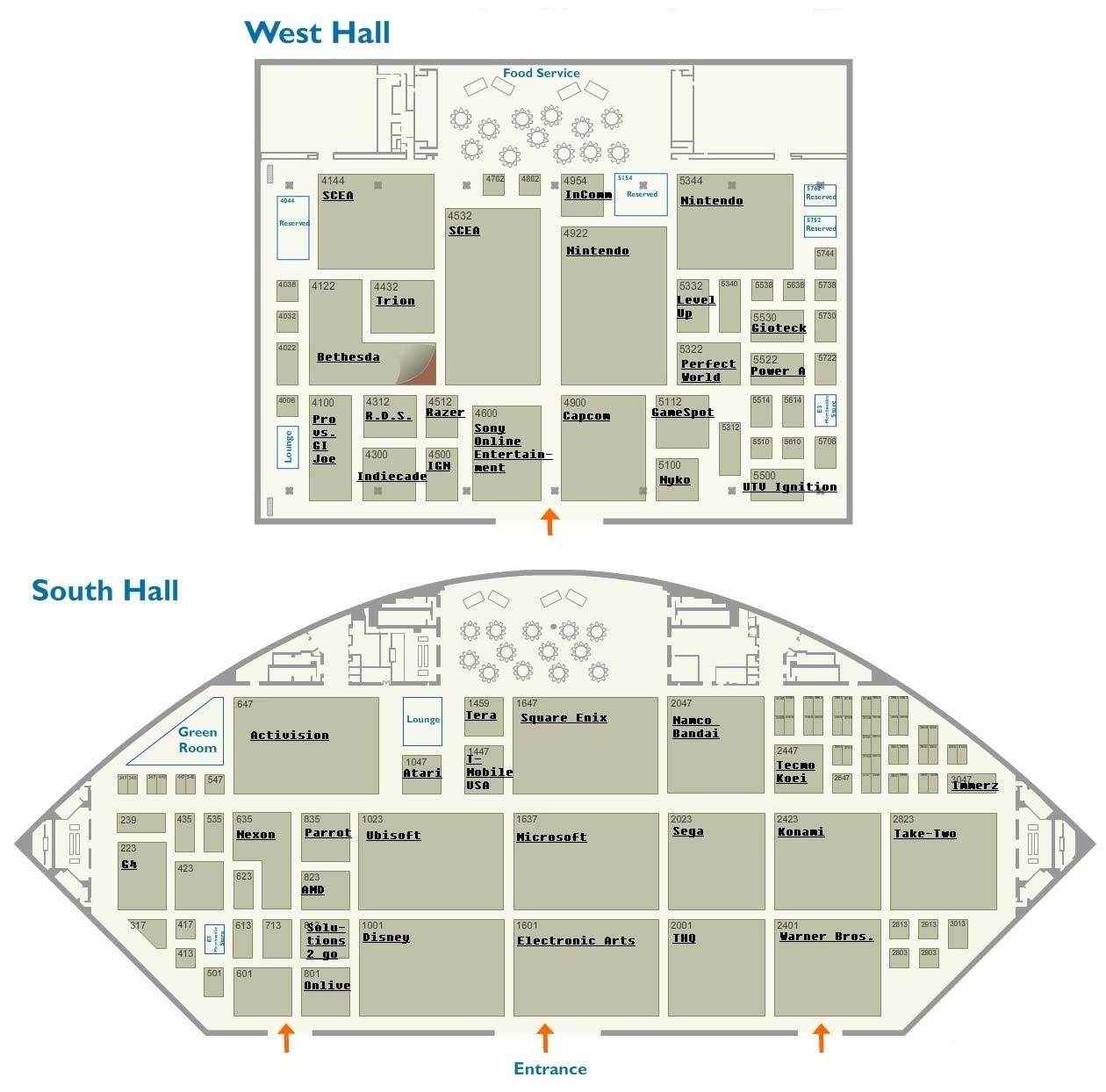 O que vocês esperam da grandes empresas na E3 2012 126ee4c583b84126c14af776dc8aa9ea